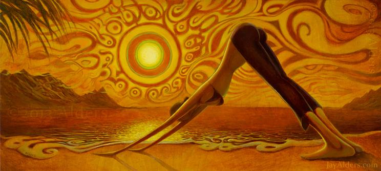 Jay Alders Yoga